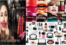 Make-up brands