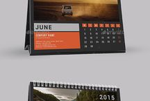 Calendar ideas.