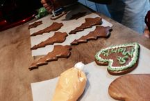 Christmas Bakery / Christmas baking lesson at our Nira Alpina Bakery / by Nira Alpina