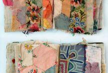 Textile artist books