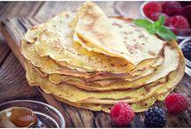 Vegan Diet - Sweet (Sucré) / All vegan (no dairy, no egg, no honey) and often gluten free