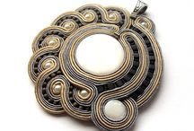 Soutache - BROOCH