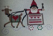 My Cross Stitch projects / by Joy Muehling