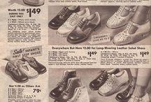 1940s Footwear: Children