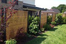 Garten - Sichtschutz