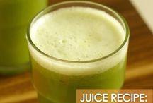 Juices - high blood pressure