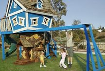 Playhouses and Outdoor Structures