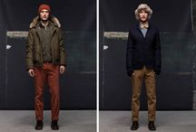 Fall/Winter 2012 Rugged / by Fashionisto