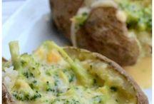 Baking potato