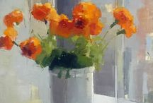 Still Life / A collection of still life painting and floral studies
