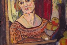 Suzanne Valadon(French.1865~1938)