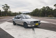 BMW. / Since purchasing my E30 325i I thought I would collect images that inspire me and my own project. All things BMW