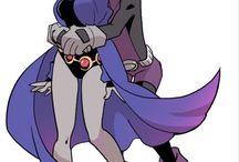 Raven and bestia