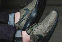 Sevdiğim ayakkabılar