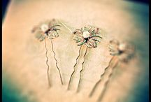 Bridal Accessories / Bridal accessories and hairpins