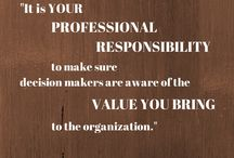 Knowing Your Value / accomplishments, being assertive, market value