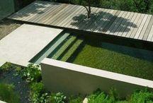 Architektur Garten
