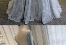 Svatebení šaty
