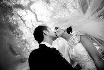 Wedding pics / Inspiratie bruidsfotografie