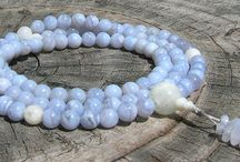 Malas / All our favorite malas, new designs, exotic and rare bead types, etc.