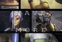 Star wars rebels..❤