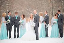 Wedding Pics - Winter / Snow