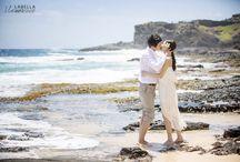 Beach Wedding / 파란하늘... 눈부신 태양 빛과 은빛 모래사장, 푸르른 잔디위에서, 로맨틱한 순간을 .... Moment.....커플의 추억에 맞춰 설레이는 순간을 완성해 드립니다. 라벨라와 함께라면.... 그 상상의 순간이 눈 앞에 펼쳐 집니다.