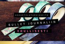Bullet Journal Suomi / Suomalainen bullet journal -taulu. Mukaan pääset laittamalla sähköpostia pienimuistikirja@gmail.com, muista myös mainita Pinterest-sähköpostisi