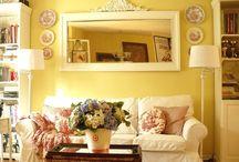 Ideas for Dana's Fireplace / by Whitney Walker