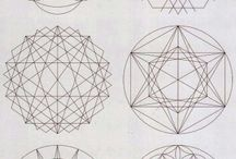 Sacred Geometry for painting