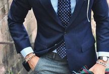 Blue Blazer Fashion