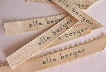 sewing labels