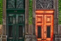Striking Doors