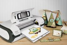 cricut . cameo love / have both . love both