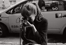 Fotografía en ByN / Vintage / by Germanita Campos Lagos