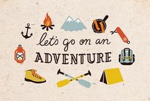 Let's go on an Adventure! / New Mountains To Hike & Places To Wander