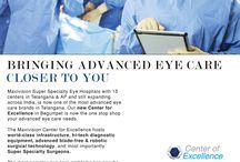 Advanced eye care