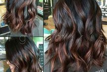 Hair color / by Chelsea Bellantuono