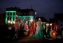 Noël dans le Sundgau / De nombreux événements animent cette période de festivités dans le Sundgau : Forêt Enchantée, patinoire, concerts, spectacles et un réveillon éclairé aux flambeaux pour passer à la nouvelle année de manière originale et insolite.