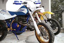 Honda XR600 by Athanasios Sarabakos