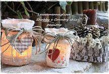 candele - lanterne - vasi