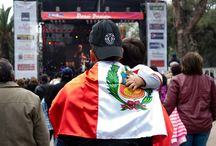 Photographs made / Peru National Day in Santiago (2014)