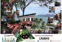 CM16041 CAIRNS / 18-24 August 2016 ( 7 Days/6 Nights )