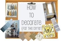 diy craft inspiration / by Shayna Coldivar