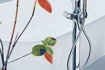 GRIFERIA HANSGROHE AXOR URQUIOLA / Una selección de grifos de la marca Hansgrohe Axor diseñados por Patricia Urquiola que podrás comprar en terraceramica.es