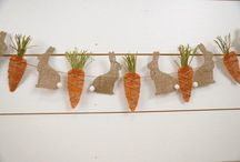 Crafts with natural materials -3 Easter decoration Ideas and styles to imitate