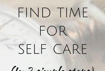 Self care/ compassion