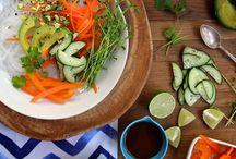 vegan noodles & bowls