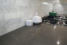 Pietra grey benchtop