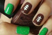 FOOTBALL BABY!! / by Ayanna Evans
